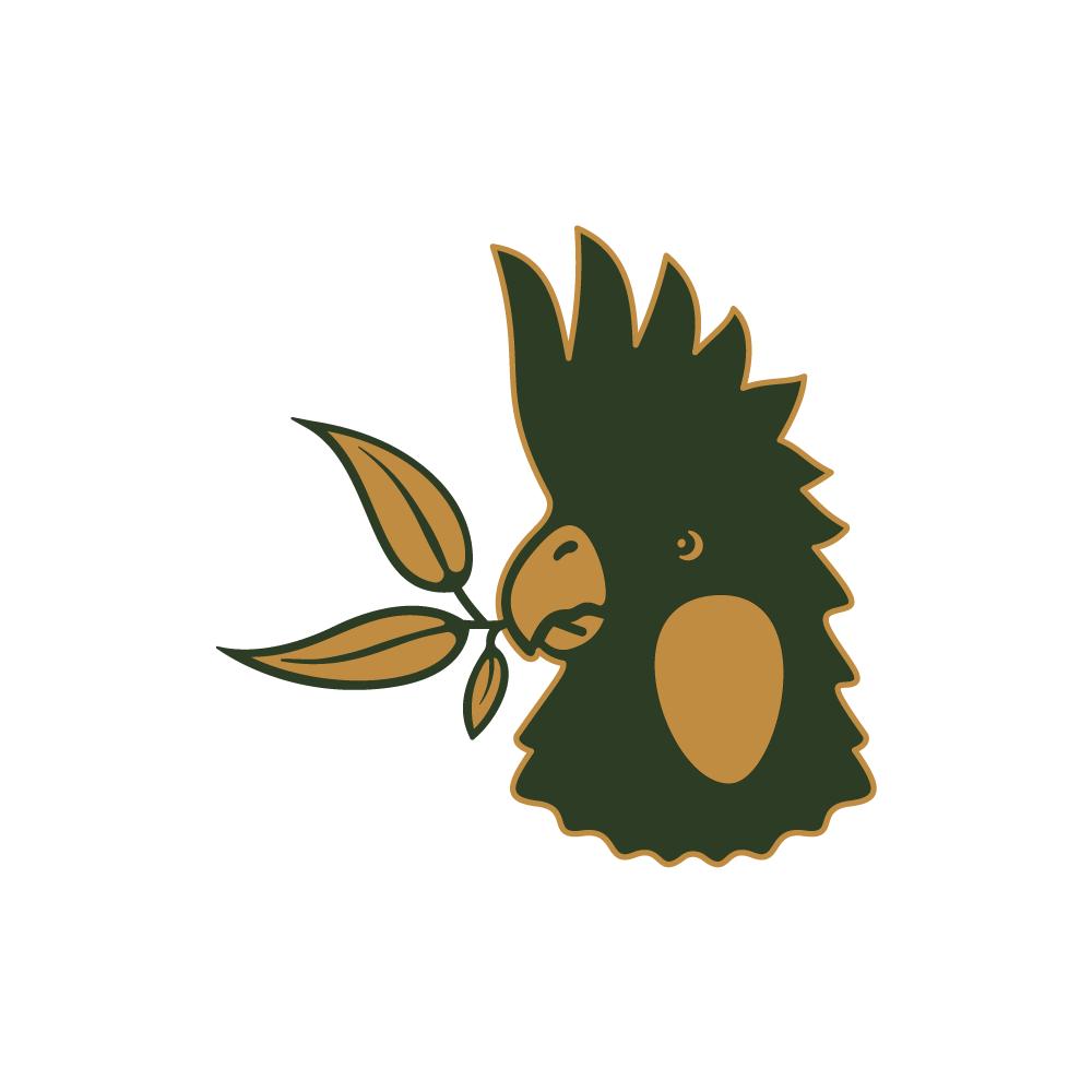 The Black Cockatoo