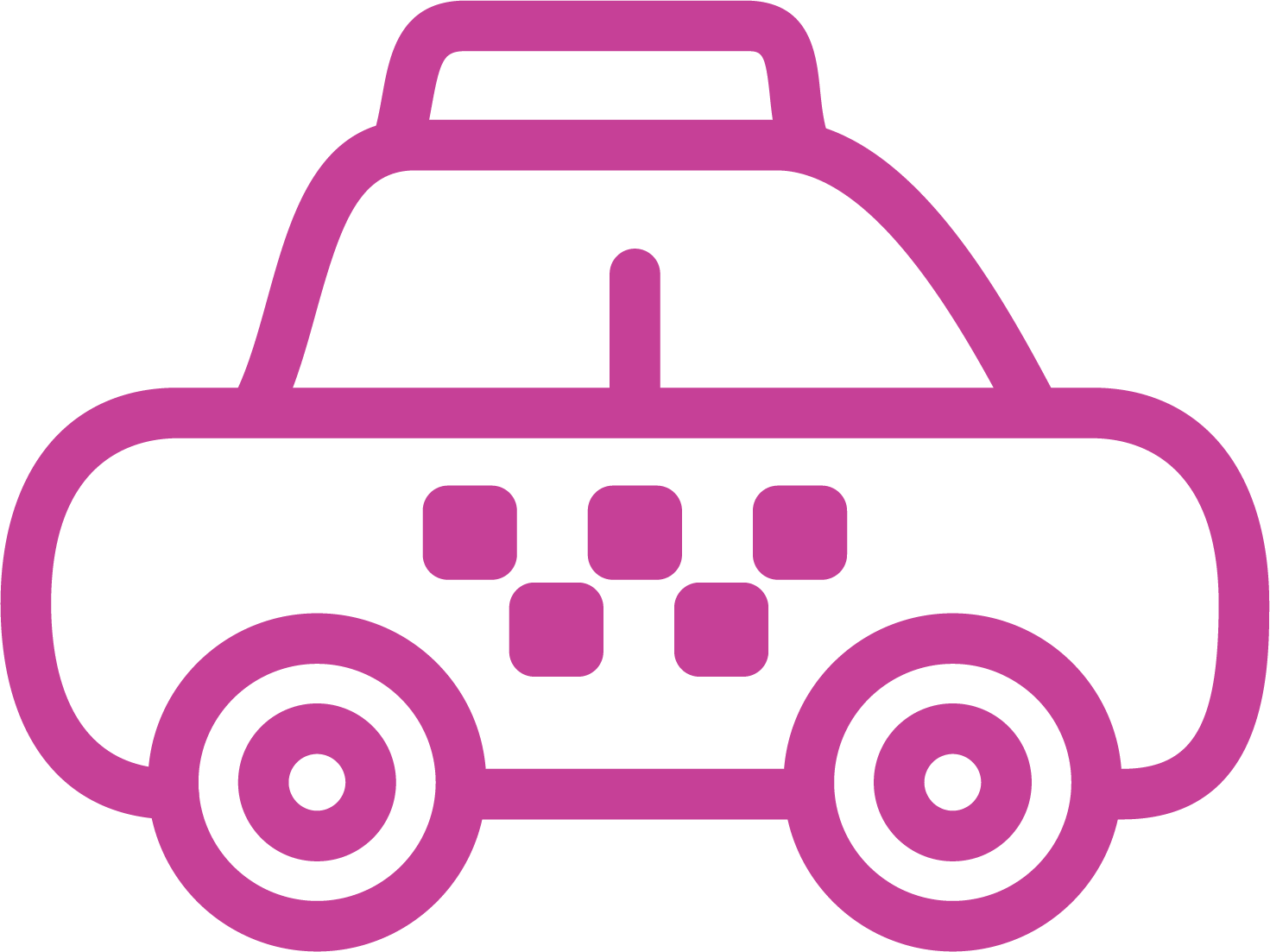 Taxis + Ride Sharing